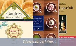 Epicerie fine - livres de cuisine