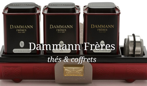 damann freres coffret the