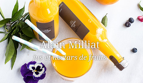 jus fruits alain milliat