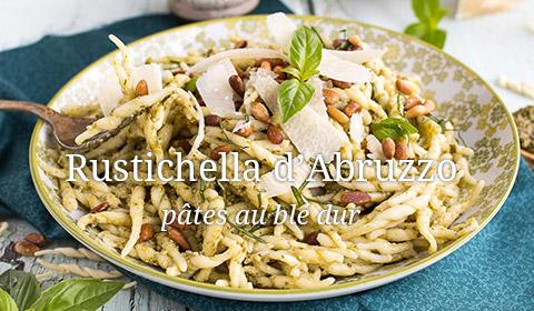 Pâtes Rustichella d'Abruzzo