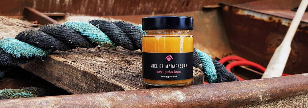 miel litchi compagnie du miel
