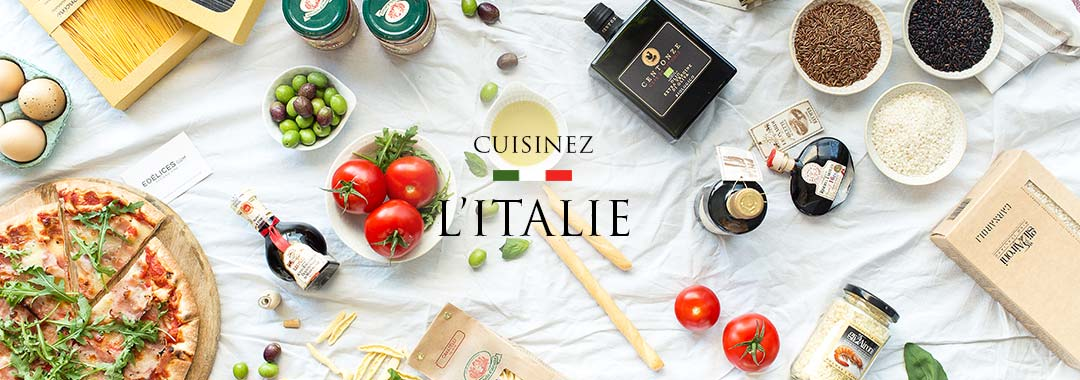 Cuisinez Italie