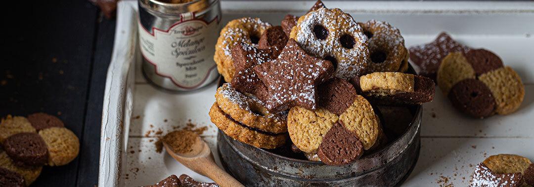 recette de bredele speculos et chocolat