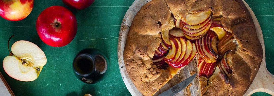 recette tarte rustique