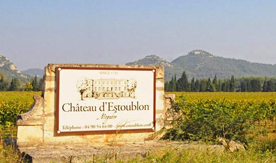 Huile d'olive Château d'Estoublon