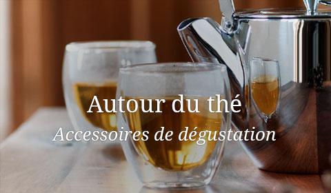 Accessoires thé
