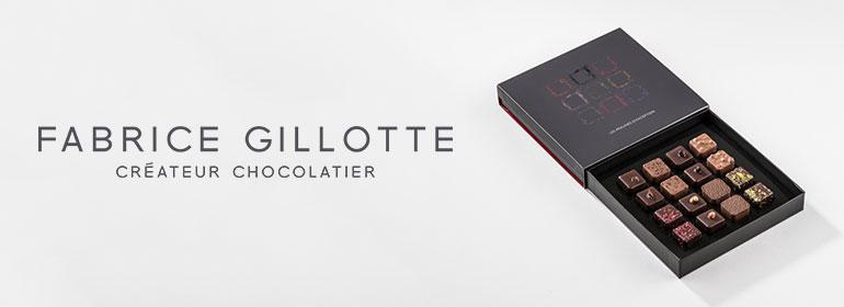 Chocolat Fabrice Gillotte