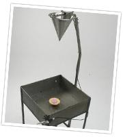 Machine à napper les sablés par Marc Brétillot