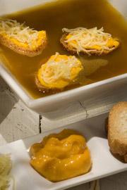 Recette de la soupe de poisson trilogie gourmande