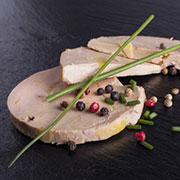 Dans quelle région française apparaît le foie gras ?
