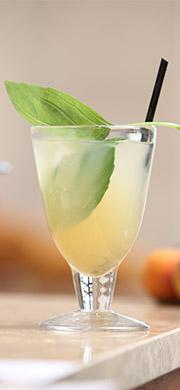 Cocktail jus de pomme cox's orange