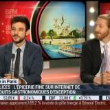 BFM Business : Interview fondateurs edélices.com