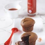 Fondant au chocolat au piment d'espelette