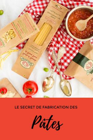 Le secret de fabrication des pâtes de qualité