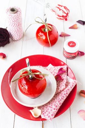 Pomme d'amour maison
