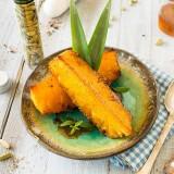 Ananas rôti à la cardamome