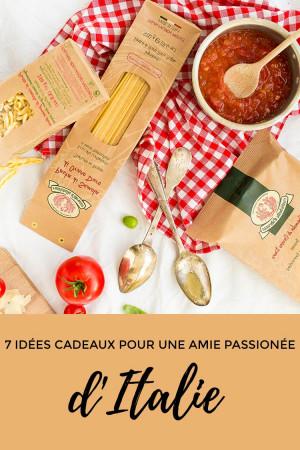 7 idées de cadeaux pour une amie passionnée de l'Italie