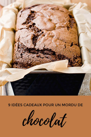 9 idées de cadeaux pour un ami mordu de chocolat