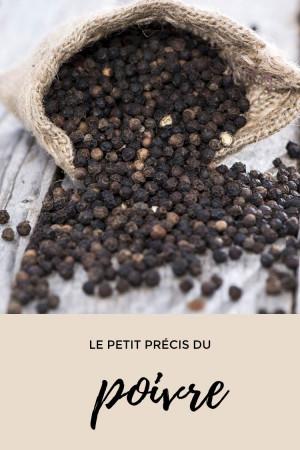 Le petit précis du poivre en cuisine