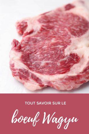 Tout savoir sur le bœuf Wagyu et le bœuf de Kobe