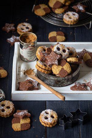 Biscuits alsaciens : le trio de bredele
