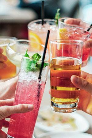 5 boissons rafraîchissantes pour l'été