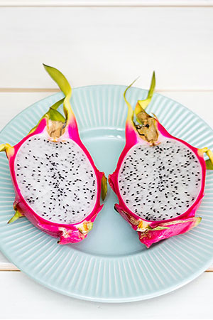 Qu'est-ce que le pitaya ou le fruit du dragon?