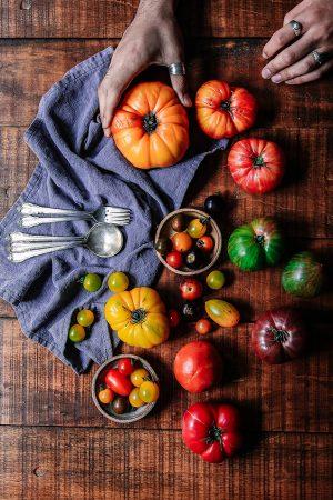 Comment choisir et préparer ses tomates ?